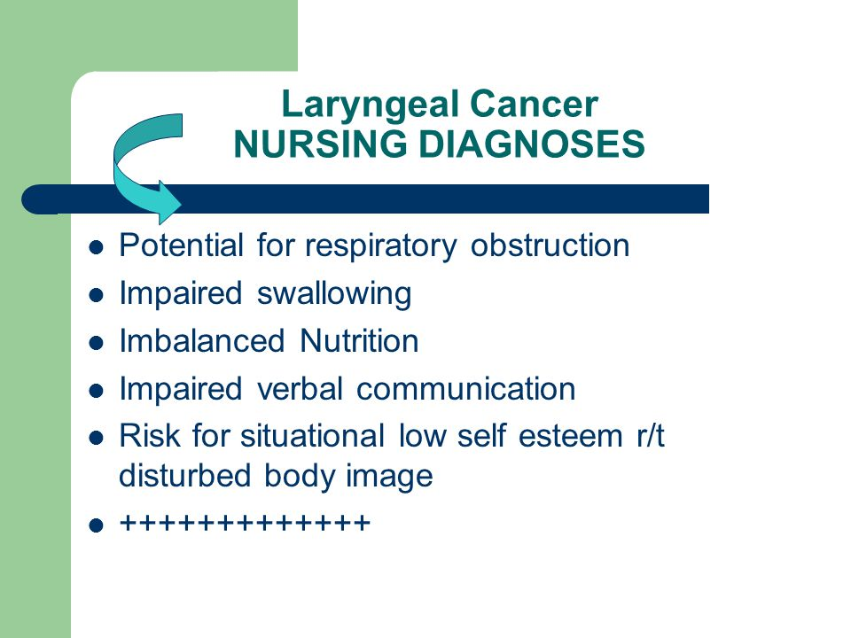 Care Of The Patient With Cancer Nursing Implications Ppt Video Online Download