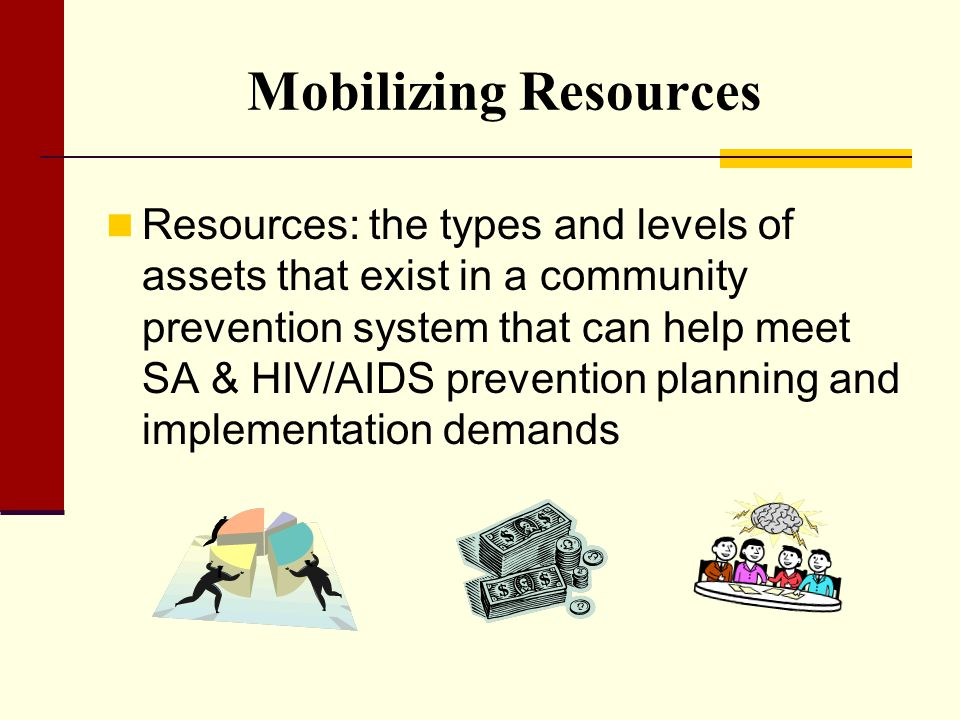 Mobilizing Resources
