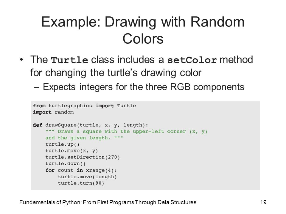 Fundamentals of Python: From First Programs Through Data