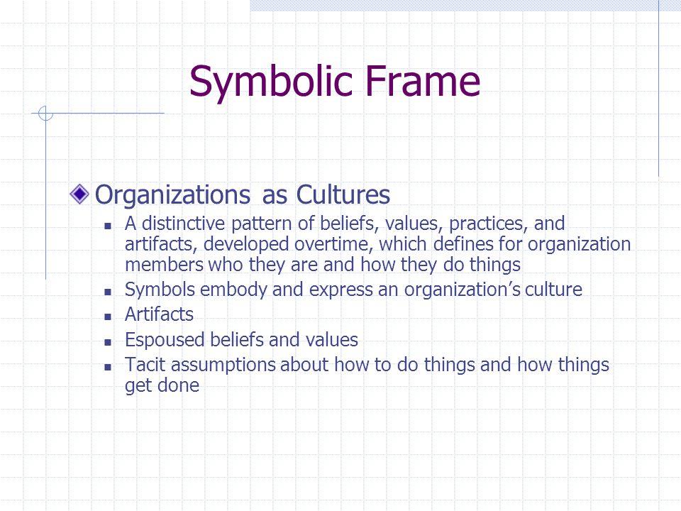 The Symbolic Frame Ppt Video Online Download