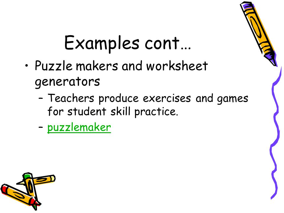 Materials Generator Tools Ppt Video Online Download. Puzzle Makers And Worksheet Generators. Worksheet. Worksheet Makers At Clickcart.co