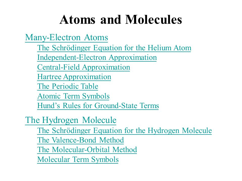 Lectures on modern physics ppt download 3 atoms urtaz Images