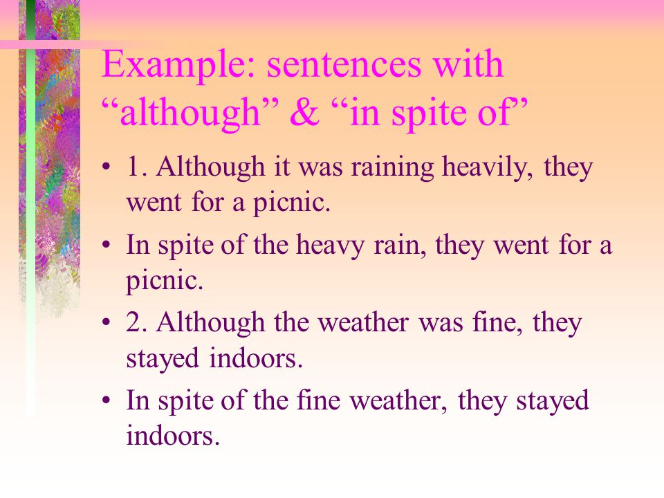 Adverb Clauses Of Concession Ppt Video Online Download