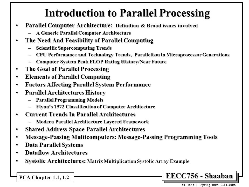 Example Of Parallel Processing Image Collections Example Cover