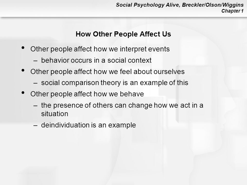 Introducing Social Psychology Ppt Download