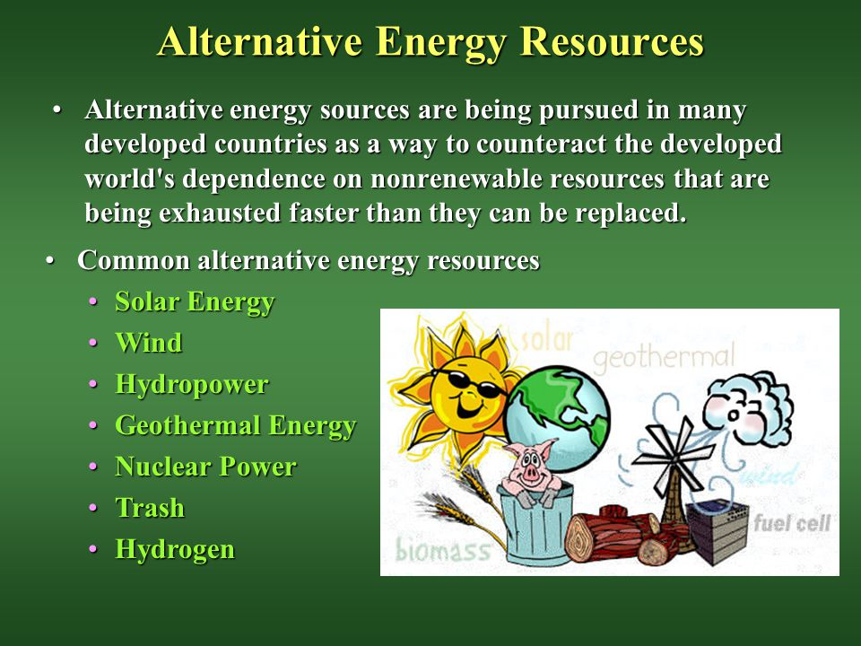 Renewable And Nonrenewable Resources Chapter 2 Ppt Video