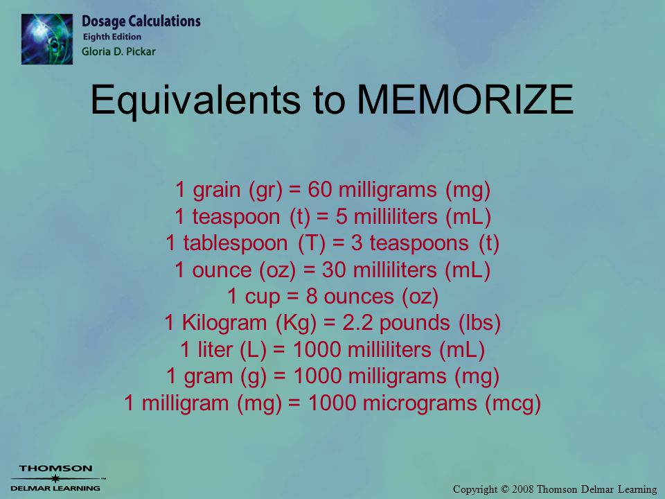 Equivalents to MEMORIZE