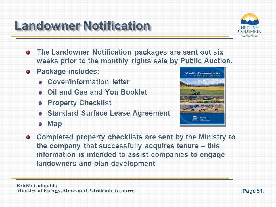 BC Tenure Regulations CAPL - ppt download