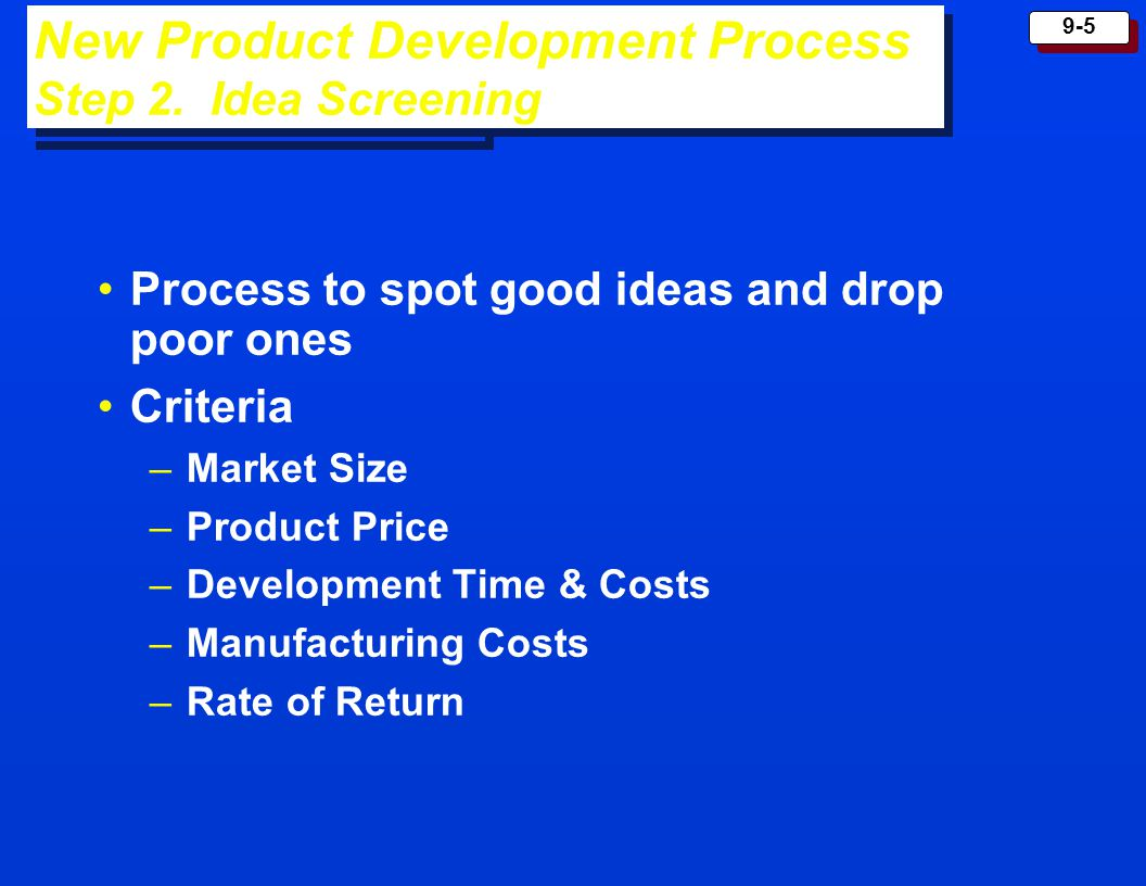 new product development npd process theory Product development process while section 24 identifies the essence of new product development 21 introduction before continuing on supplier involvement in a new product development ( npd) process first the npd.