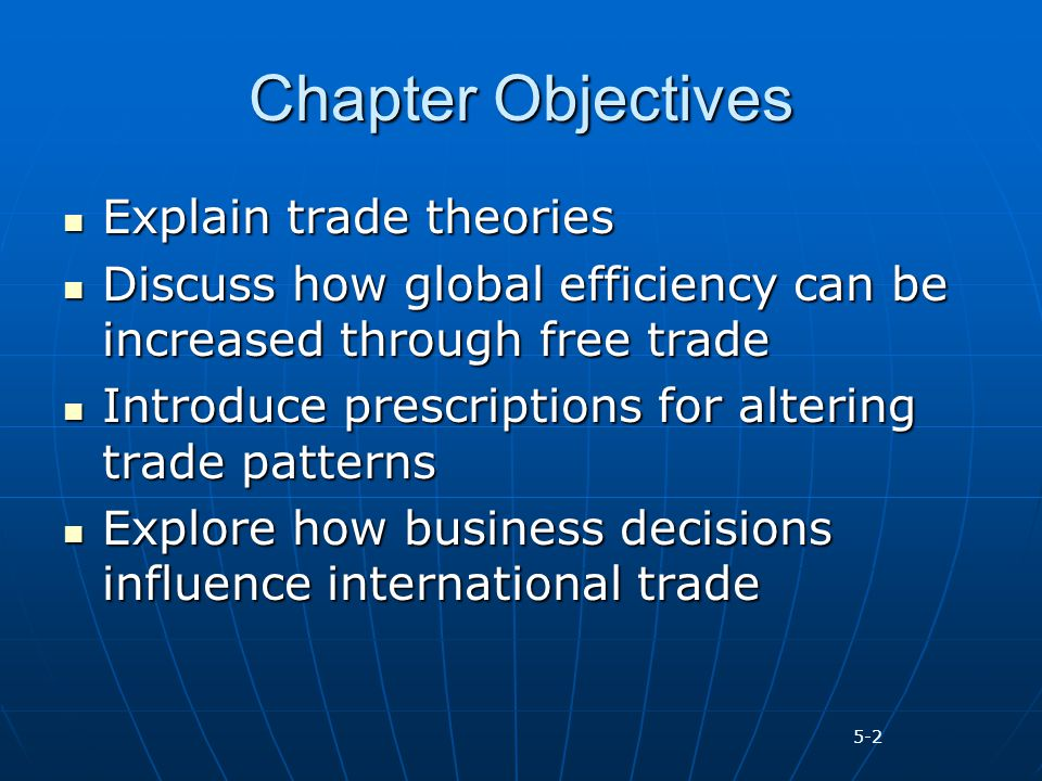 discuss the significance of international trade