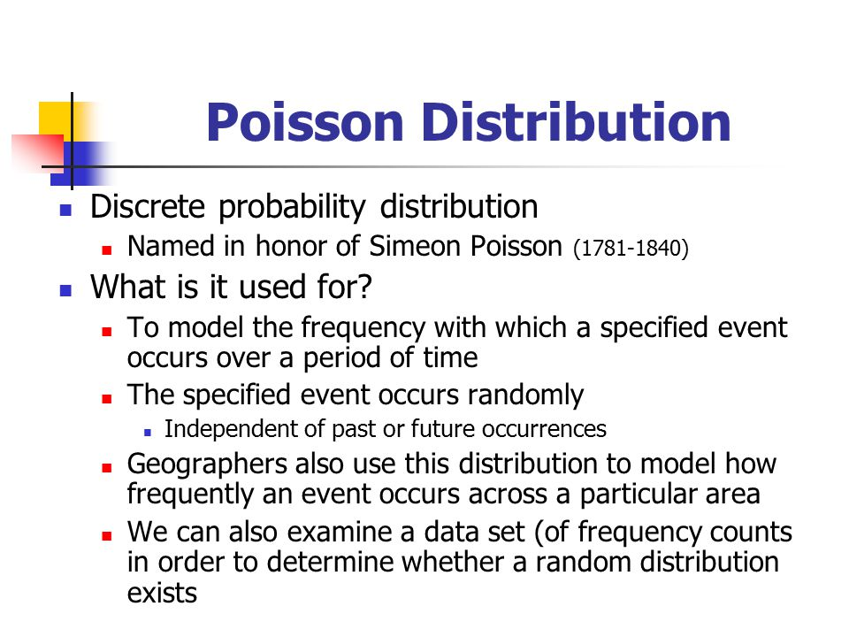 Normal and Poisson Distributions - ppt download