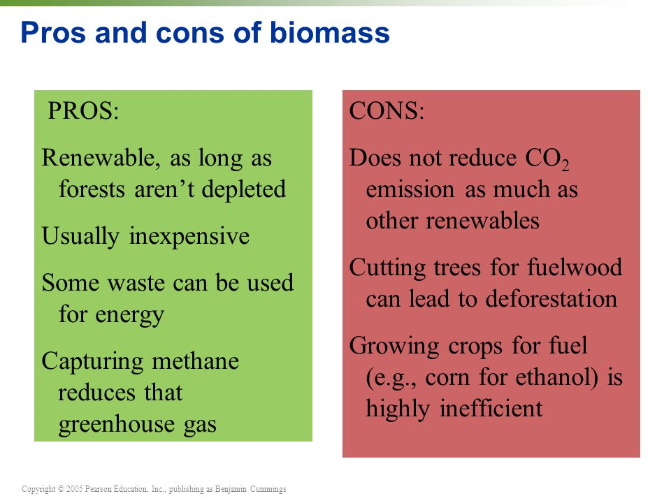 Biofuels Pros And Cons >> Biofuels Power Pros And Cons