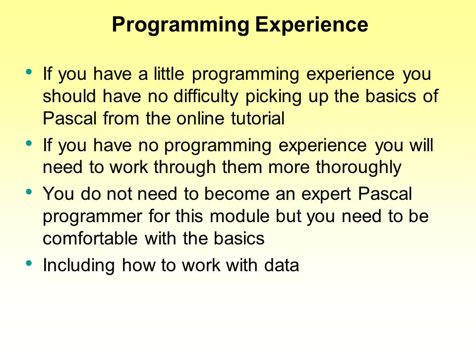 Introduction to a Programming Environment - ppt download