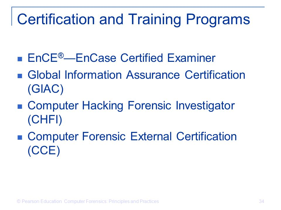 Computer Forensics Principles And Practices Ppt Video Online Download
