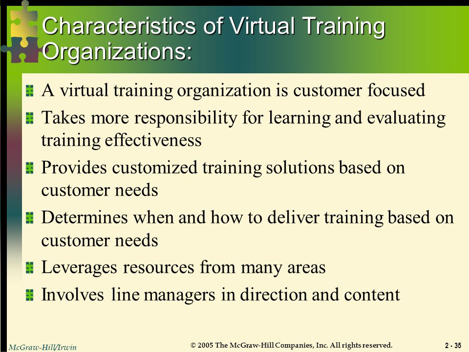 Chapter 2 Strategic Training. - ppt video online download