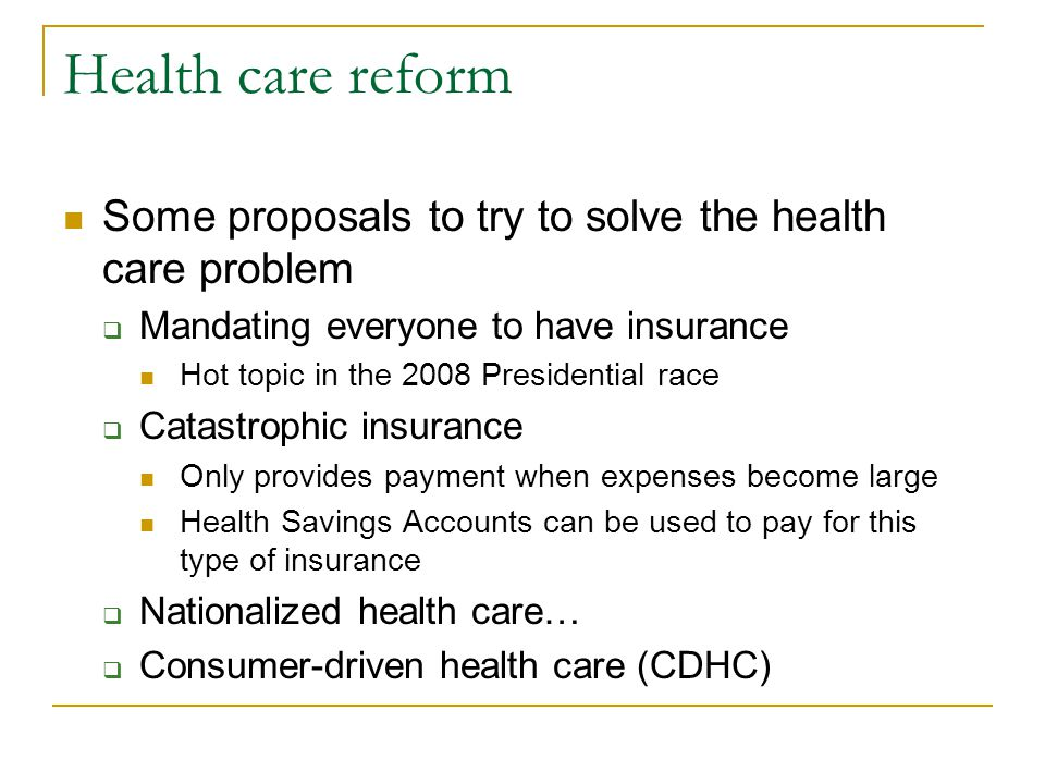 health care reform project essay The health care reform project the health care reform project michele anne campbell, nadine avelar, melissa bishop, patricia estrada, ora taylor hcs/440 june 22, 2014 caryn callahan the health care reform project a current health care economic issue is medical care for an aging population.