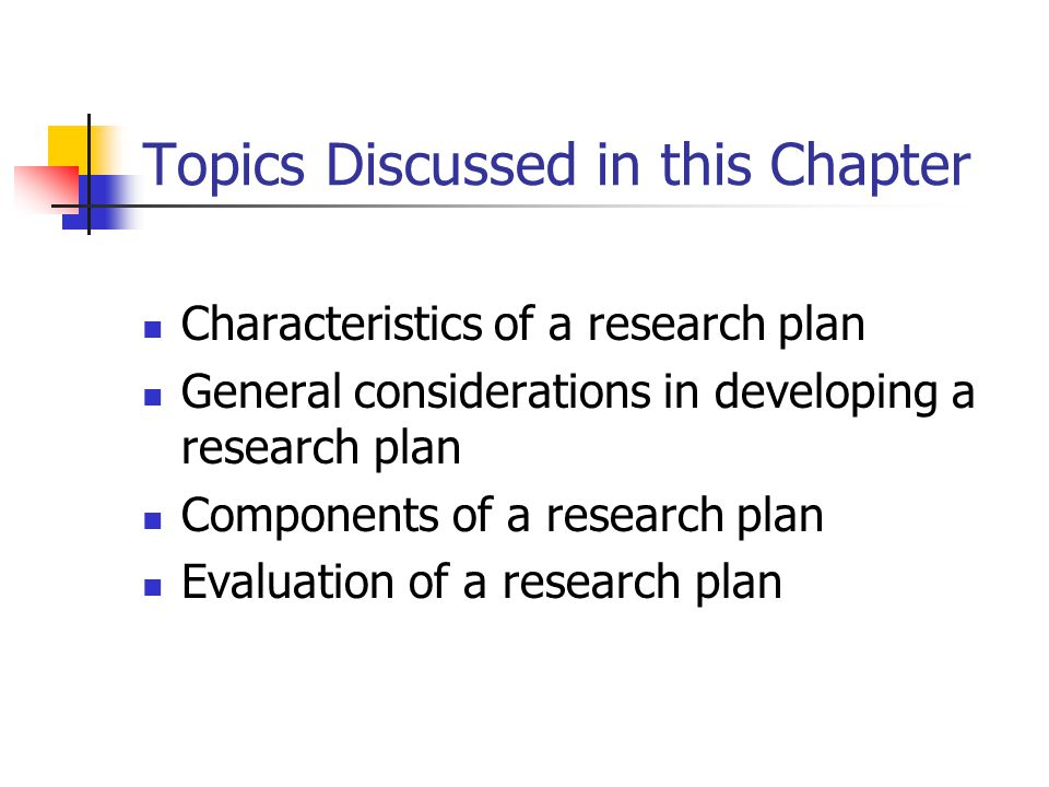 Topics Discussed in this Chapter