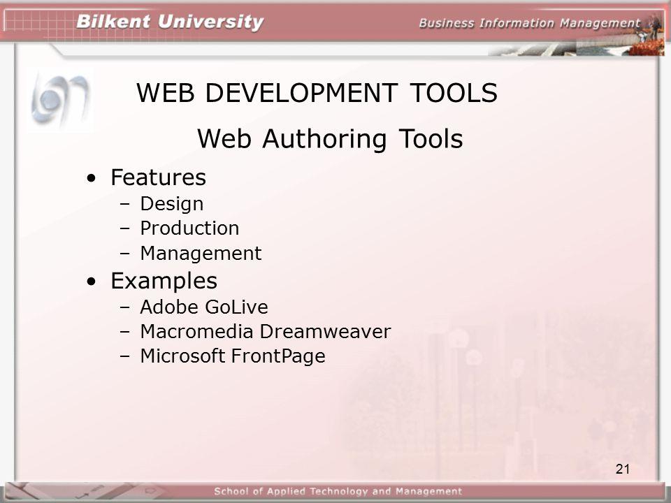 Appendix c mobile document authoring tools.