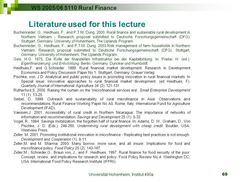 Universität Hohenheim, Institut 490a - ppt download