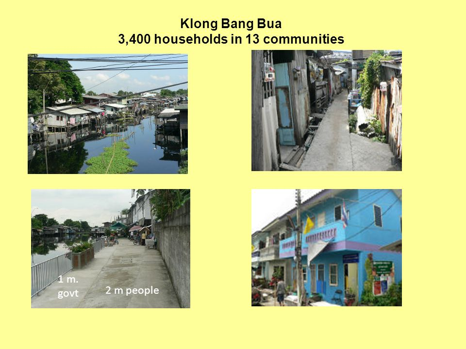 3,400 households in 13 communities