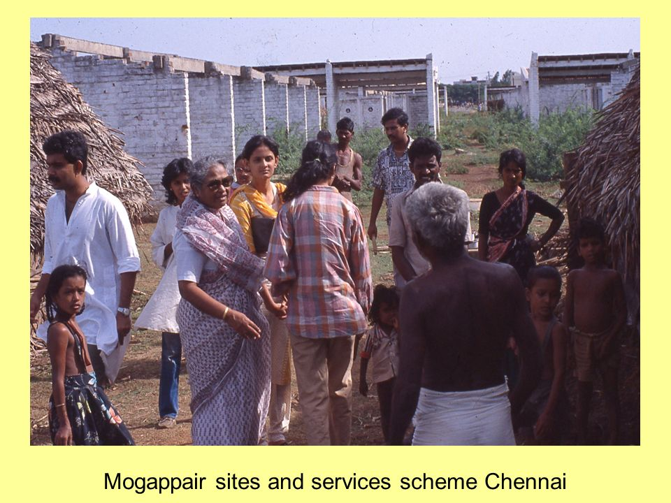 Mogappair sites and services scheme Chennai