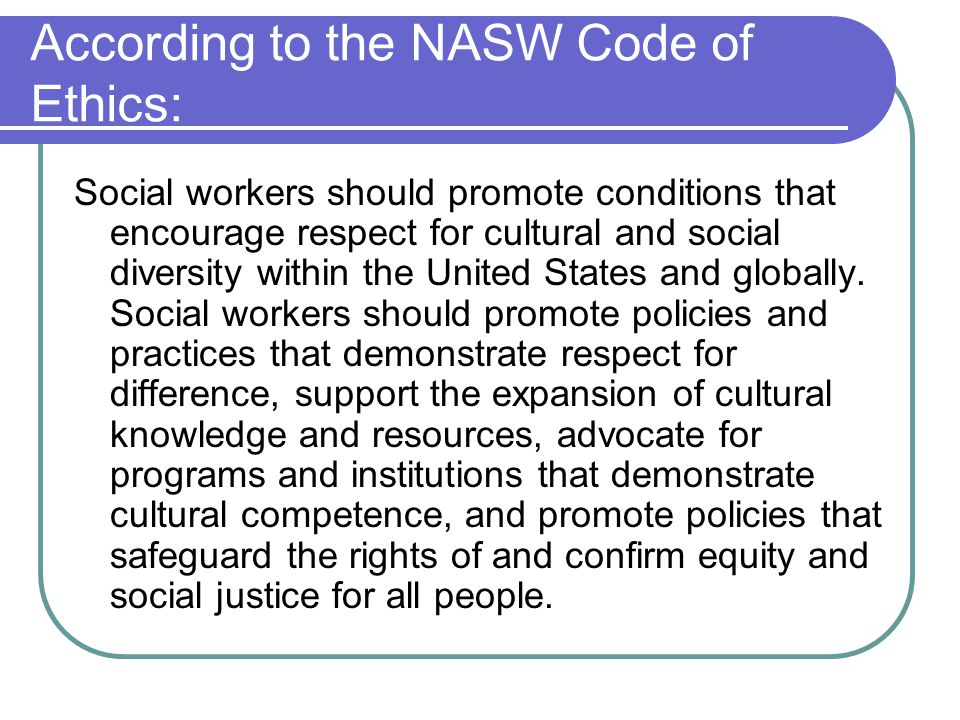 picture about Nasw Code of Ethics Printable titled Ethics for Macro Teach - ppt movie on the internet obtain