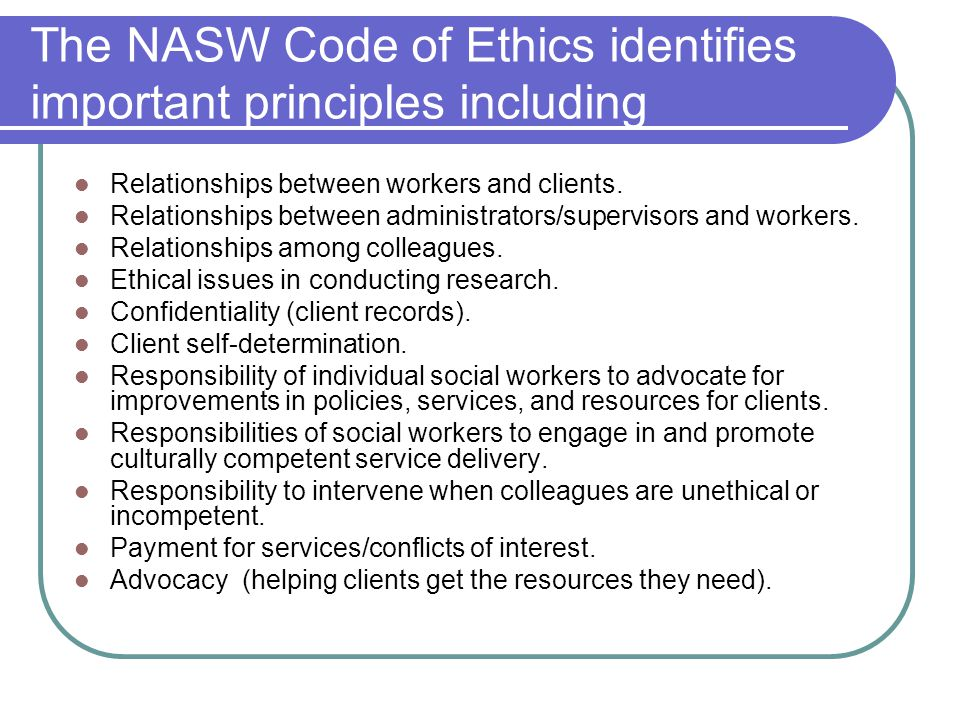 image relating to Nasw Code of Ethics Printable identified as Ethics for Macro Prepare - ppt video clip on the web obtain