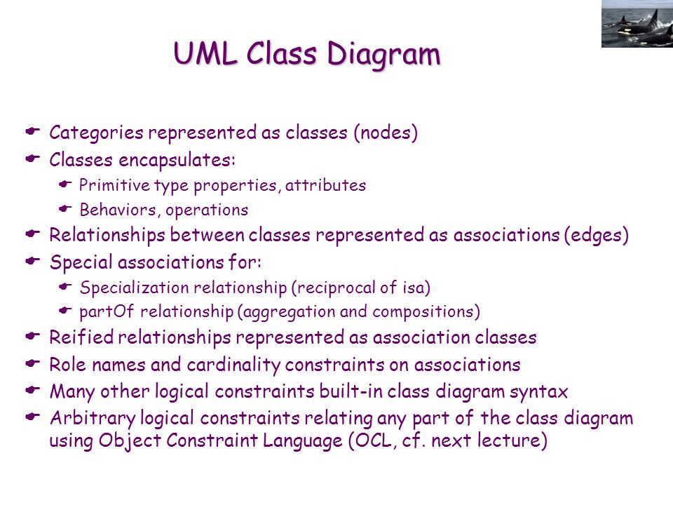 Object oriented knowledge representation ppt video online download uml class diagram categories represented as classes nodes ccuart Image collections