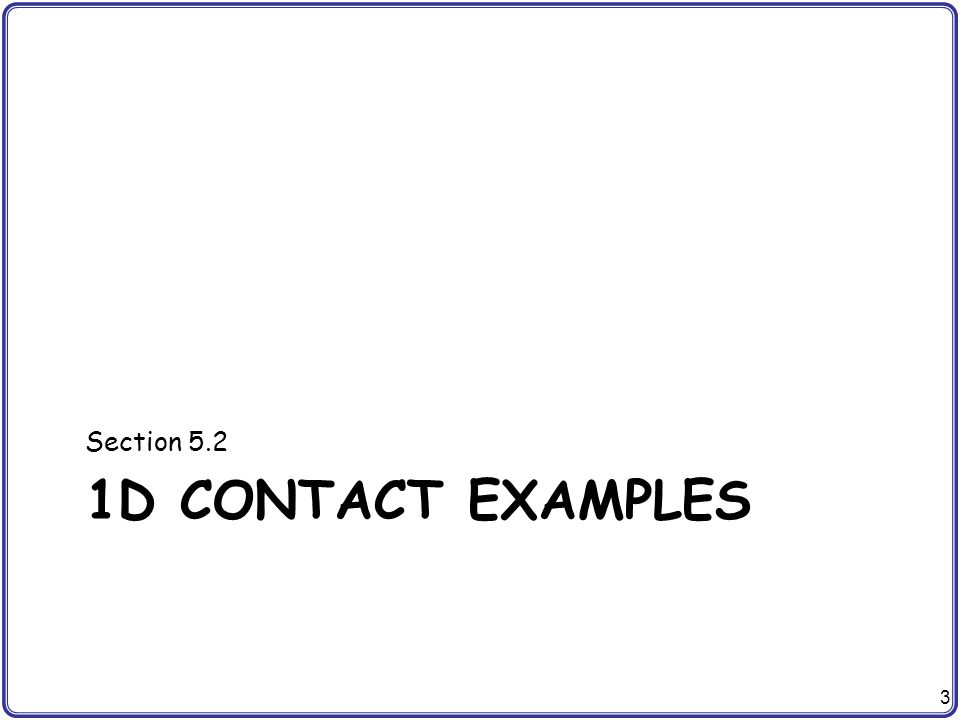 CHAP 5 Finite Element Analysis of Contact Problem - ppt video online