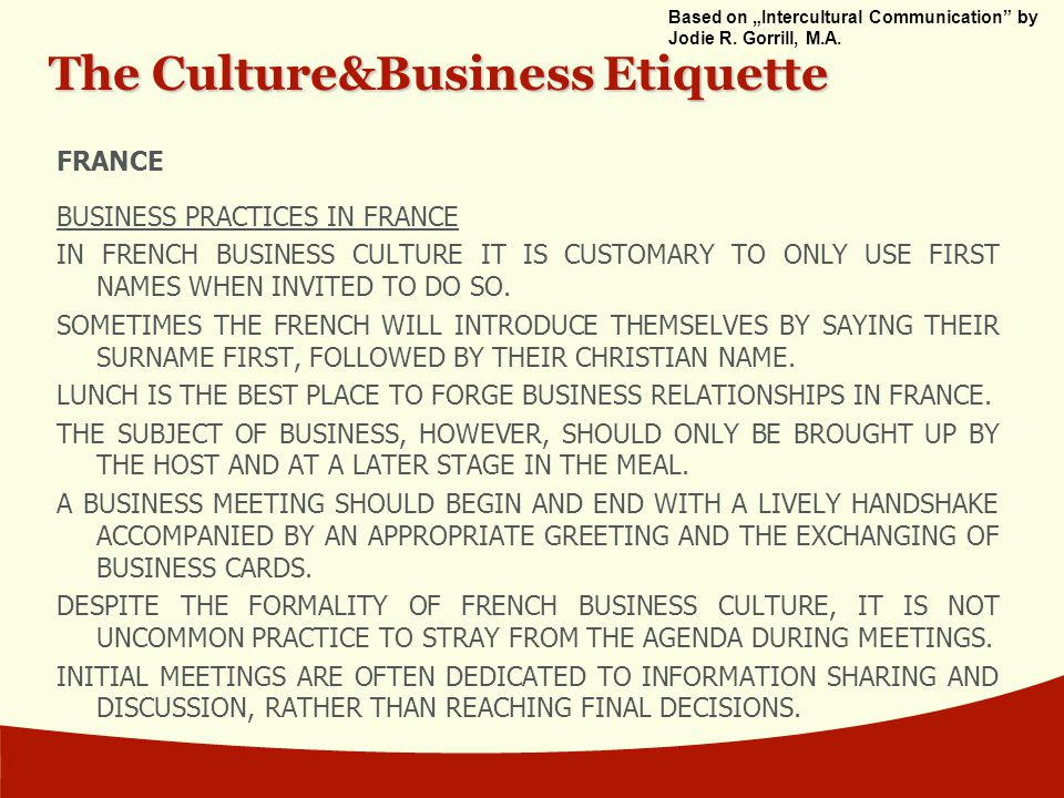 the international business culture business essay Business & cultural distance in the tutorial pack for this week is an article by laszlo tihanyi, david a griffith and craig j russell published in the journal of international business studies entitled 'the effect of cultural distance on entry mode choice, international diversification, and mne performance: a meta-analysis.