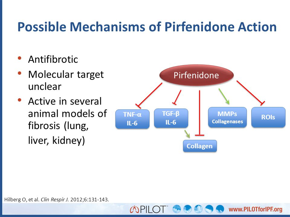 A NEW ERA in IPF: Trials and Treatments - ppt download