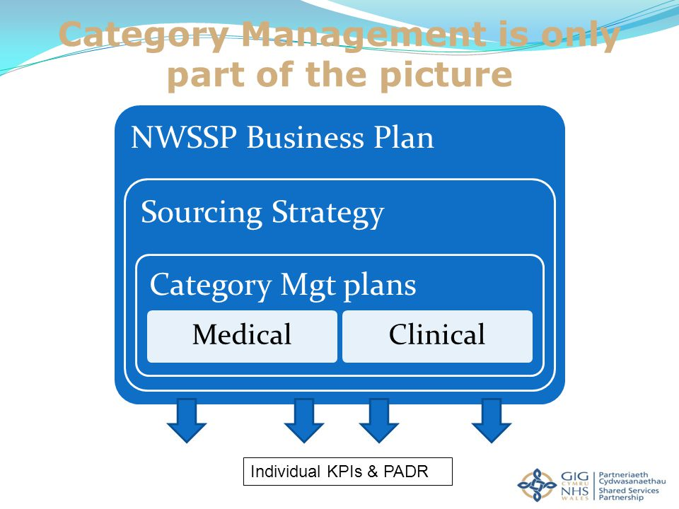 nwssp business plan