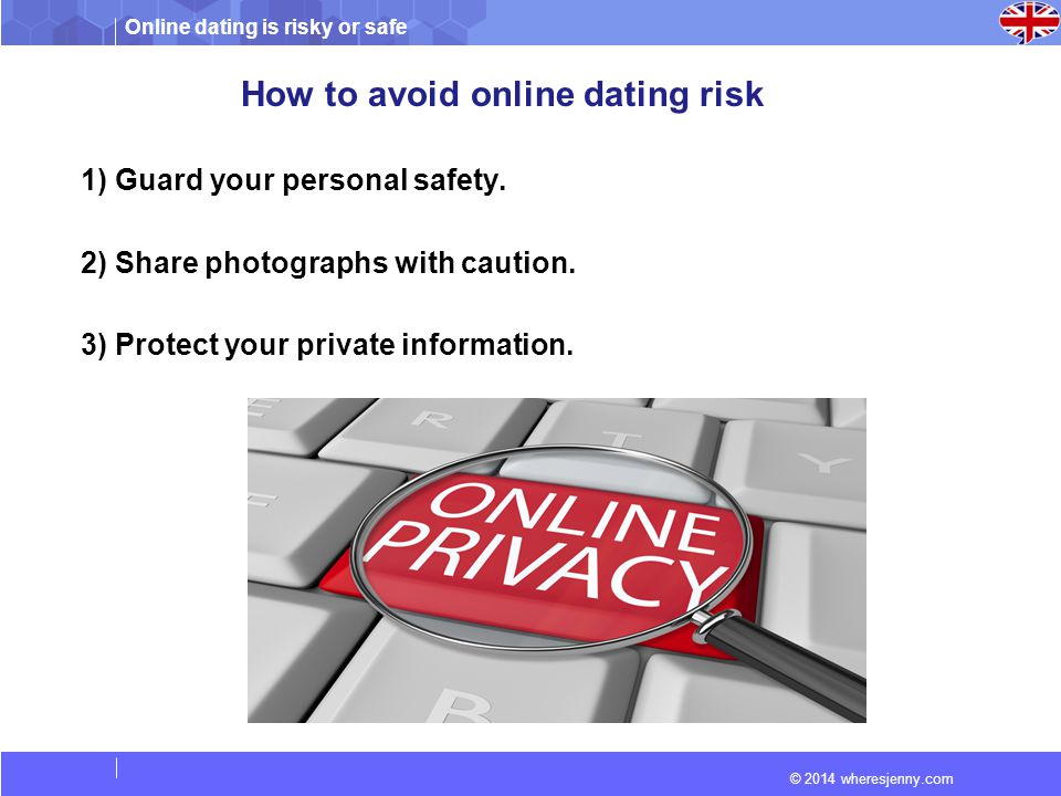 Risk of internet dating essay