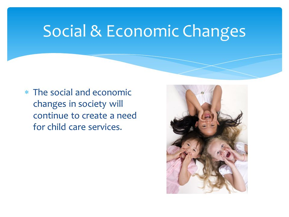 Social & Economic Changes