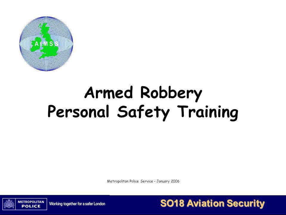 Personal Safety Training