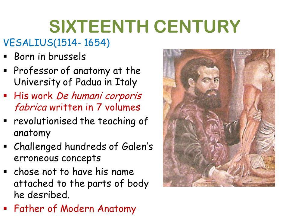 HISTORY OF ANATOMY By- Prof. A K Srivastava H.O.D Anatomy. - ppt ...
