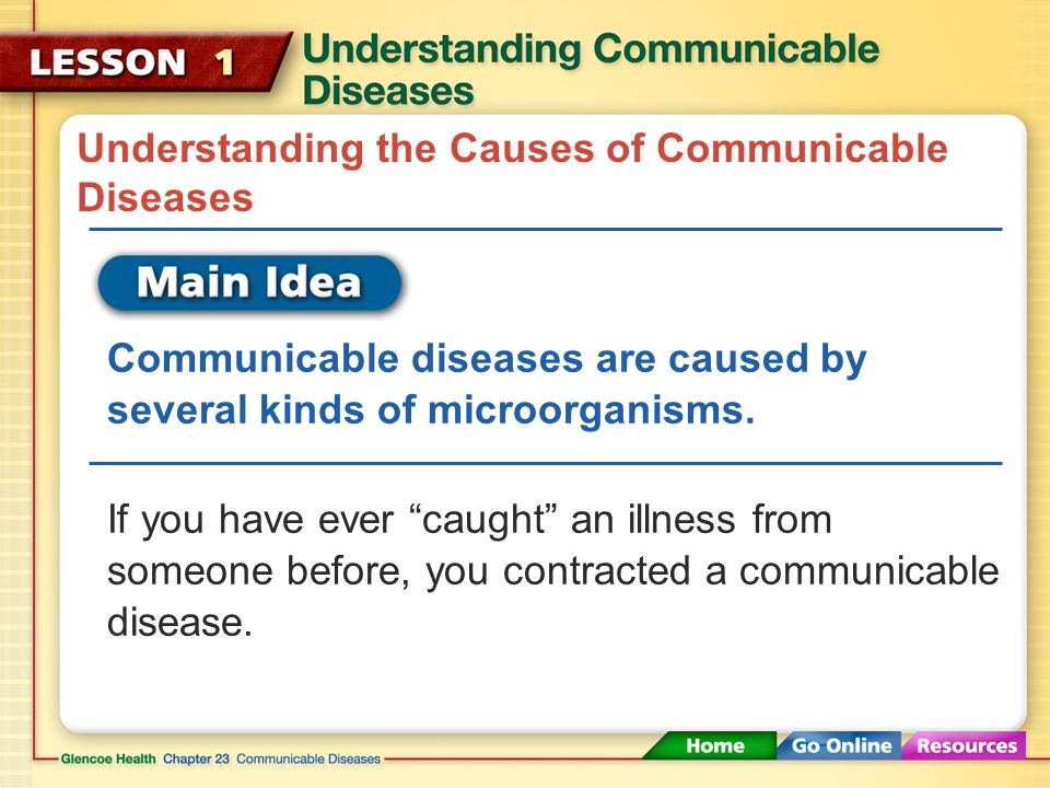 Understanding the Causes of Communicable Diseases