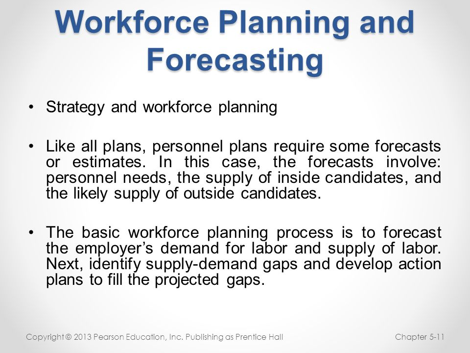 Personnel Planning and Recruiting - ppt download