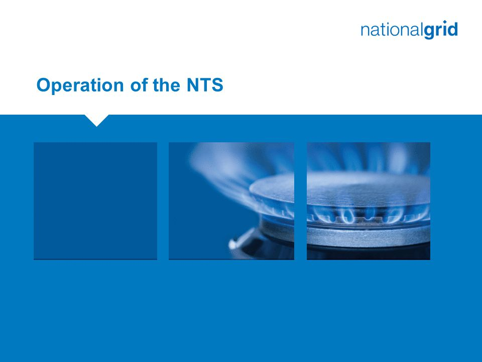 Operation of the NTS