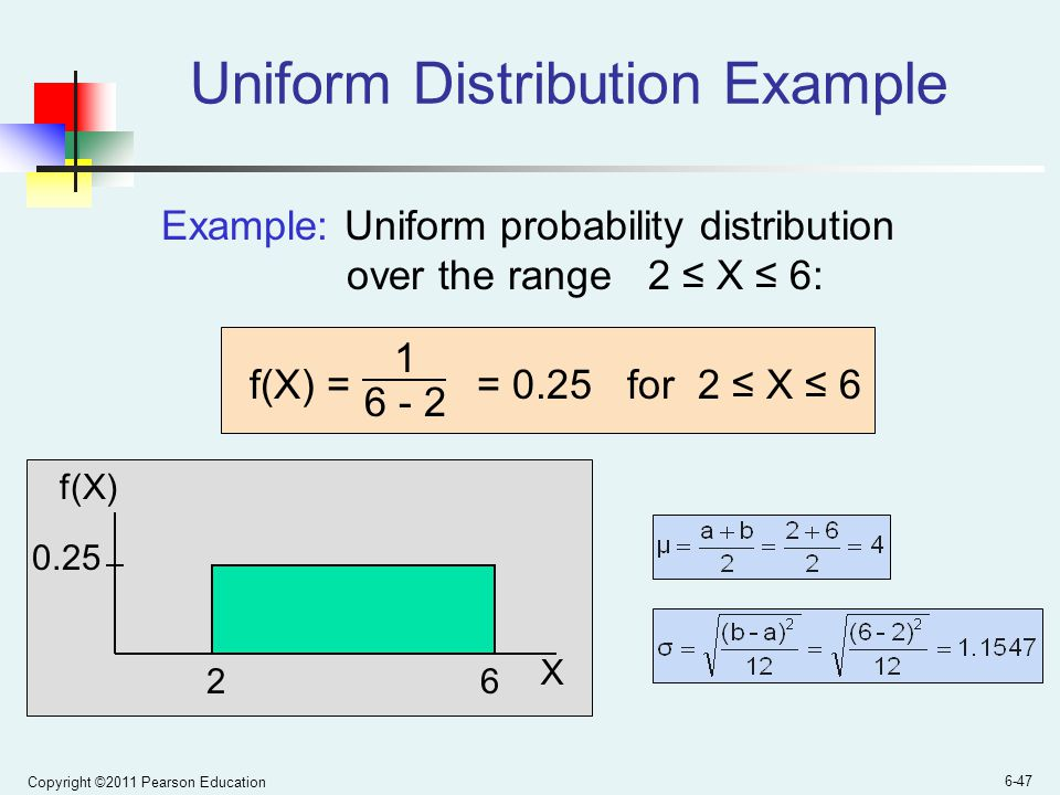Chapter 6 The Normal Distribution Other Continuous Distributions