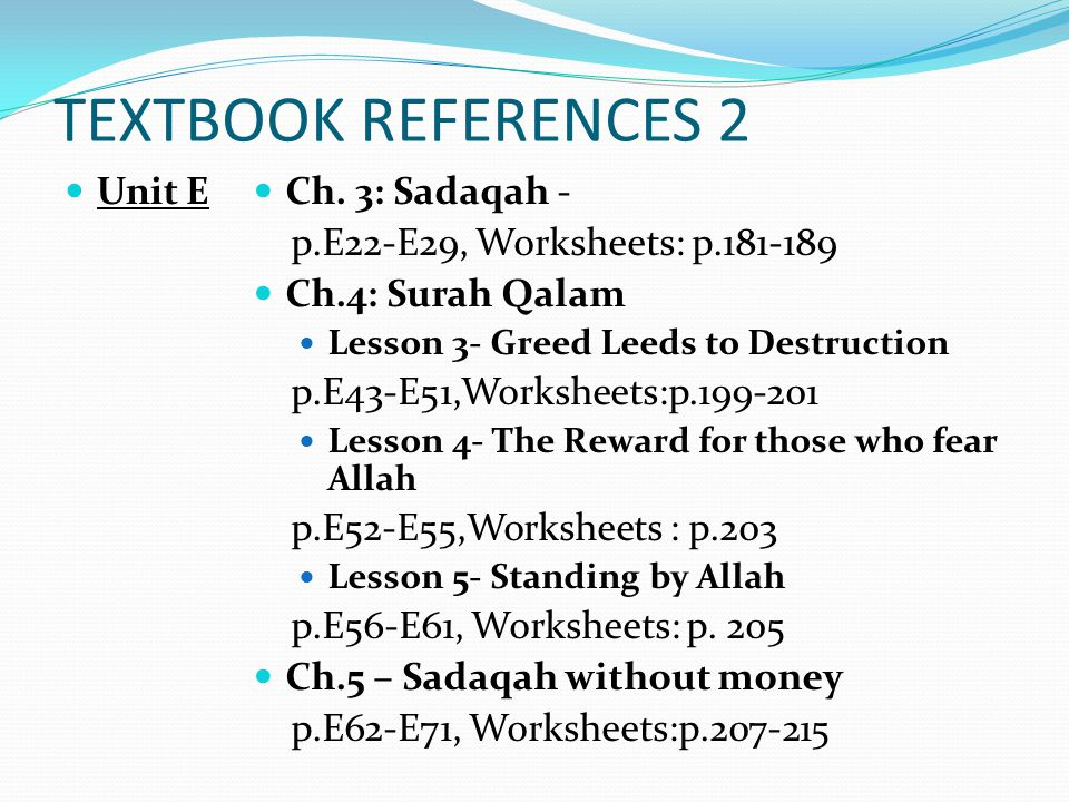 YEAR 10 REVISION Islamic Studies - May ppt video online download