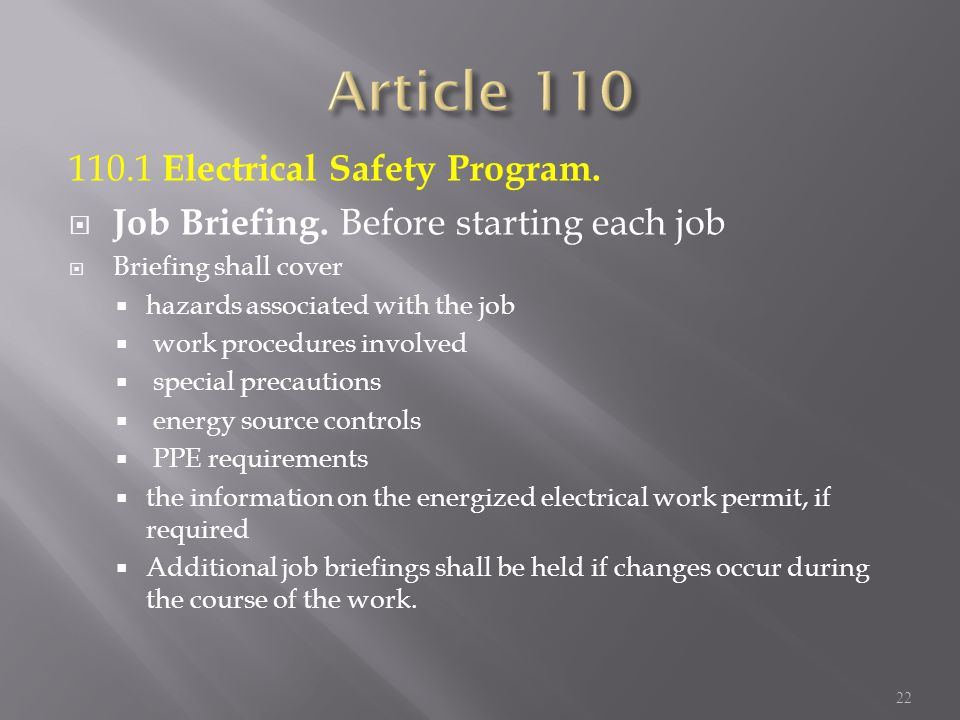 Electrical Safety Training - ppt video online download