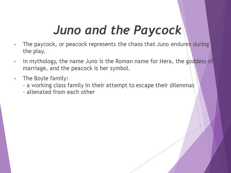 juno and the paycock summary analysis