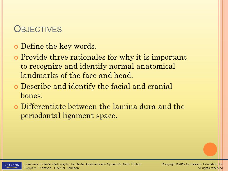 Recognizing Normal Radiographic Anatomy Ppt Video Online Download