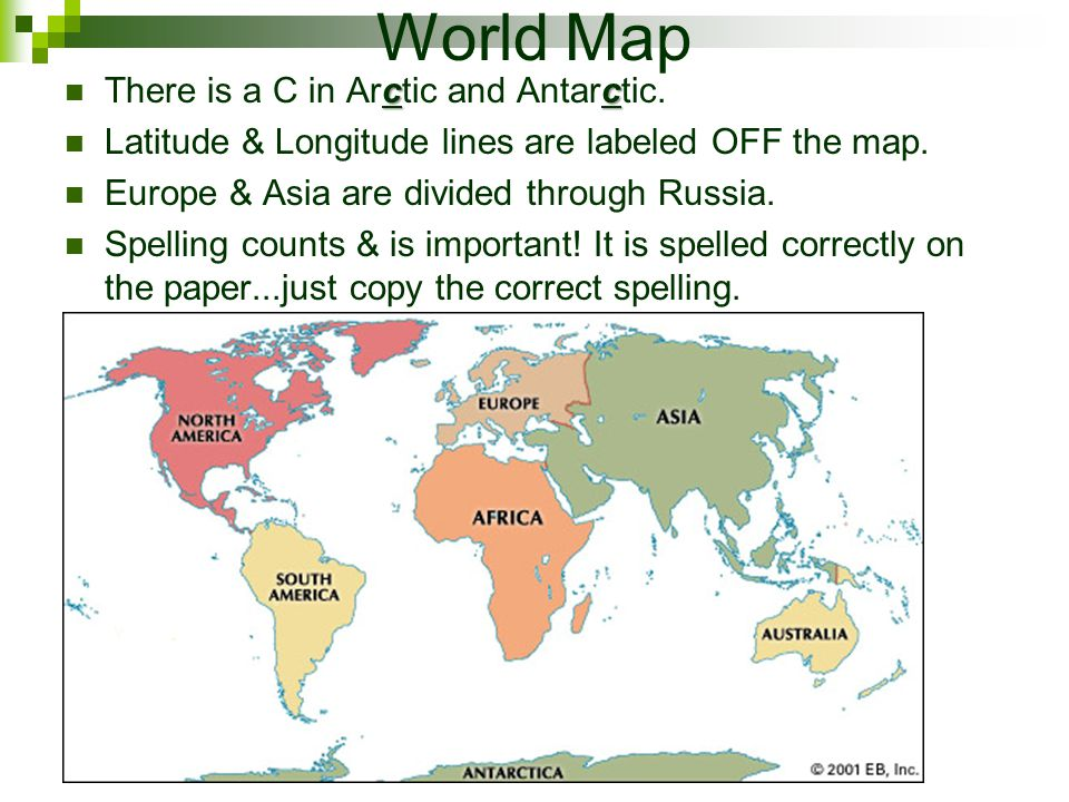Monday august 18 bw turn in supplies map quiz tomorrow cw ppt 2 world gumiabroncs Choice Image