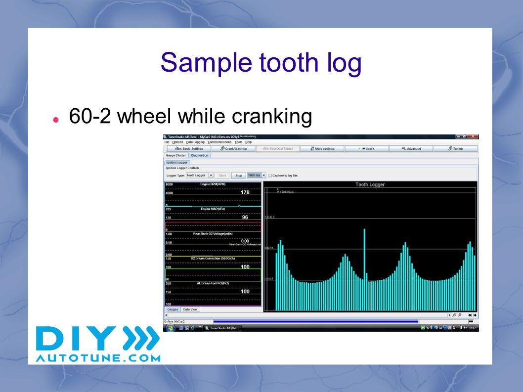 Sample+tooth+log+60-2+wheel+while+cranki