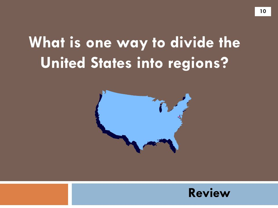 Dividing the earth into regions - ppt video online download