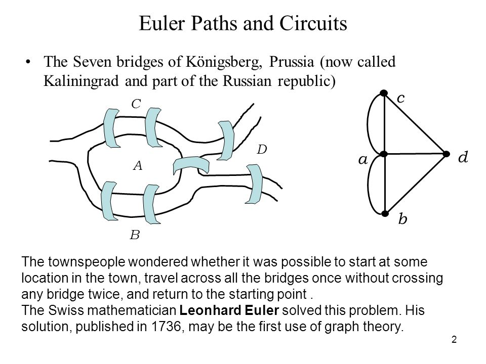 Euler Paths And Circuits Pdf Find Wiring Diagram