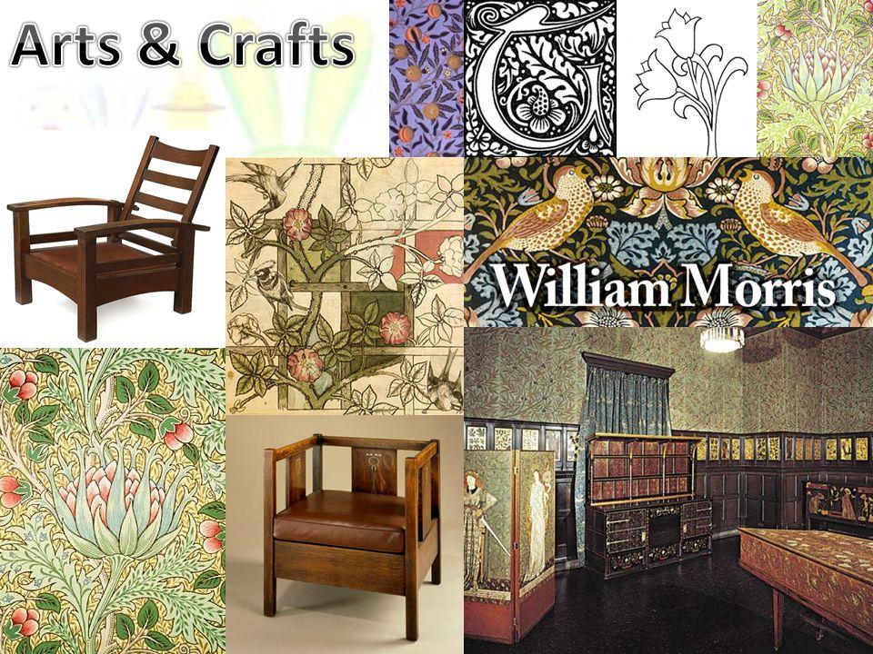 Design Movements Arts Crafts Art Nouveau Art Deco Bauhaus