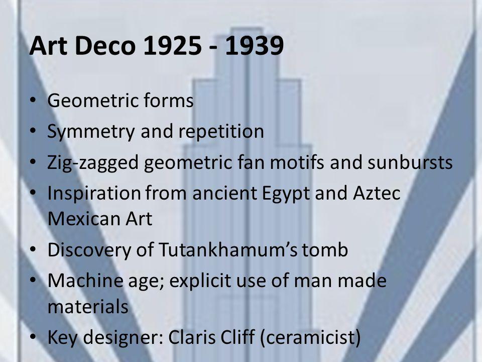 Art Deco Furniture Slideshare Art Center